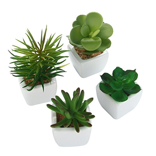 niceeshoptm-4-pcs-mini-plantes-succulentes-artificielles-avec-pot-en-ceramique-vert