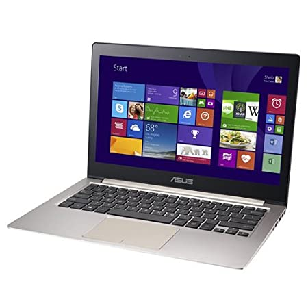 "Asus UX303LA-RO402P PC Portable 13"" (33,02 cm) Marron Métallique (Intel Core i5, 8 Go de RAM, 500 Go, Intel HD Graphics 5500, Windows 8.1 pro)"