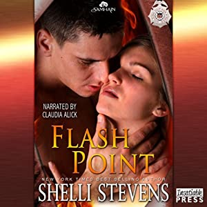 Flash Point: Holding Out for a Hero, Book 3 | [Shelli Stevens]