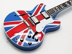 [Musical Story] Special Class ミニチュア ギター 楽器 ノエル ギャラガー Super Nova スタイル