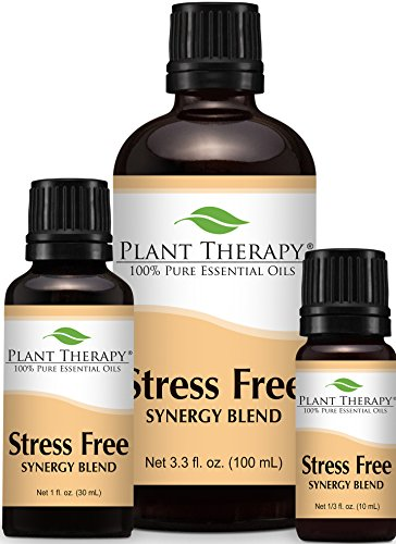 Stress-Free-Anti-Anxiety-Synergy-Essential-Oil-Blend-100-Pure-Undiluted-Therapeutic-Grade-Blend-of-Lavender-Marjoram-Ylang-Ylang-Sandalwood-Vanilla-and-Roman-Chamomile