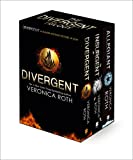 Veronica Roth Divergent Trilogy boxed Set (books 1-3) (Divergent Trilogy)