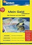 WISO Mein Geld 2013 Professional 365...