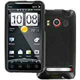 EMPIRE Sprint HTC EVO 4G Design Case Cover, Carbon Fiber