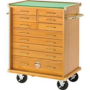 Amazon Com South Bend Lathe Sb1355 Oak Roller Cabinet 11