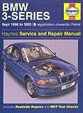 BMW 3-Series Petrol Service and Repair Manual: Sept 1998 to 2003: S Registration Onwards: Petrol: HA4067 (Haynes Service and Repair Manuals) Martynn Randall