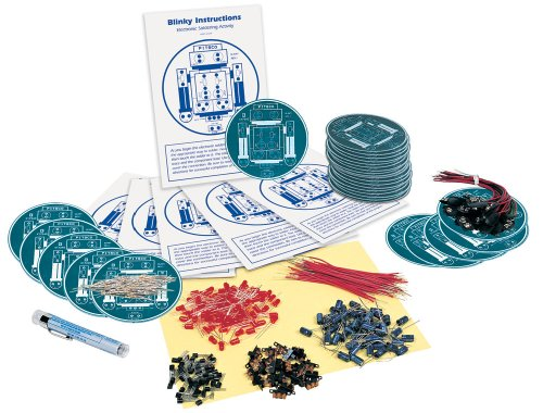 Pitsco Blinky Circuit Board Class Pack (For 30 Students)