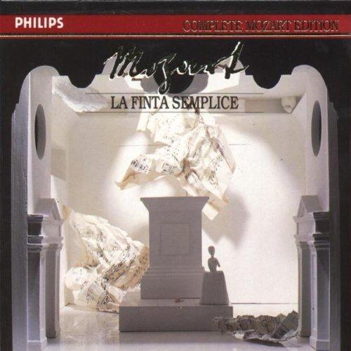Andreas Johnson - Mozart: La Finta Semplice (Philips Complete Mozart Editon, Vol. 28) - Zortam Music