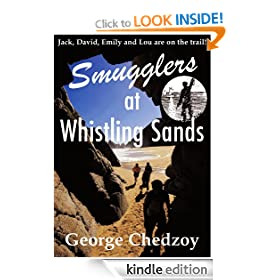 Smugglers at Whistling Sands (Lou Elliott Mystery Adventures Book 1)