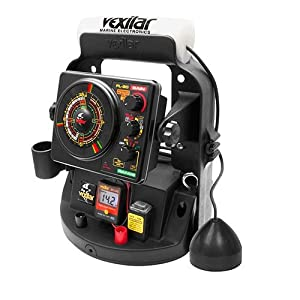 Vexilar UP2012D FL-20 Ultra Pack 12-Degree Ice-Ducer Combo with DD-100 by Vexilar