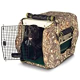 Classic Accessories Insulated Dog Kennel Jacket, Realtree Max-4 Camo, Large