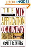 1 Corinthians (The NIV Application Commentary)