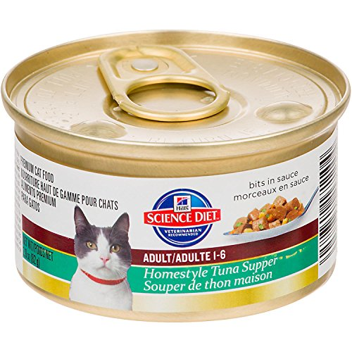 Hill's Science Diet Adult Homestyle Tuna Supper
