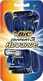 Bic Comfort 3 Advance Disposable Razor for Men