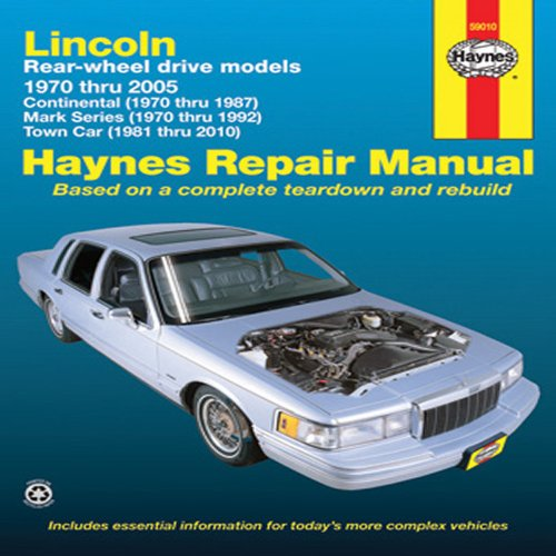 lincoln-rear-wheel-drive-automotive-repair-manual-models-covered-1970-through-1987-continental-1981-