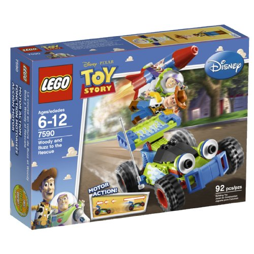 LEGO Toy Story - Woody and Buzz to the Rescue