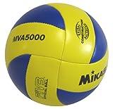 ミカサ スパイラルデザイン レクレーショナルバレーボール5号球 MVA5000