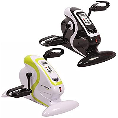 Confidence Fitness Motorized Electric Mini Exercise Bike / Pedal Exerciser