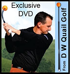 Deluxe Orange Whip Golf Swing Trainer Package Exclusive Training & Bonus DVD (Men... by DuraPRO