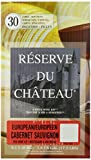 Reserve Du Chateau 4 Week Wine Kit, European Cabernet Sauvignon, 17.5-Pound Box