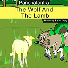 The Wolf and the Lamb Audiobook by Rahul Garg Narrated by David Van Der Molen