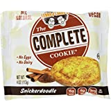 Lenny & Larry's The Complete Cookie Snickerdoodle 4-Ounce Cookies (Pack of 12) (Snickerdoodle)