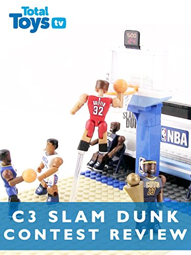 C3 NBA Slam Dunk Contest Review