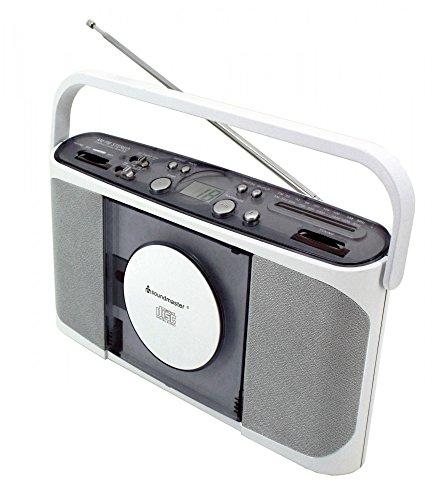 RCD1400WS CD-Player weiß