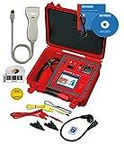 Benning ST 750 A Set Ger�tetester zur Pr�fung elektrischer und medizinisch elektrischer Ger�te, 050321