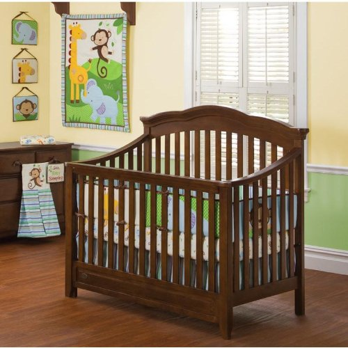 Nursery Bedding Patterns 2383 front
