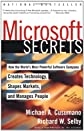 Microsoft Secrets