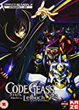 Code Geass: Lelouch Of The Rebellion - Complete Season 2 [DVD] [Import anglais]