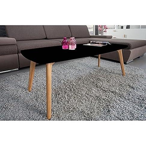 Actual diffusione 9628N Vintage Tavolino a 4Piedi Legno 50x 110x 40cm