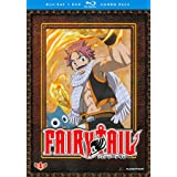 Fairy Tail: Part 1 (Blu-ray/DVD Combo) ~ Todd Haberkorn
