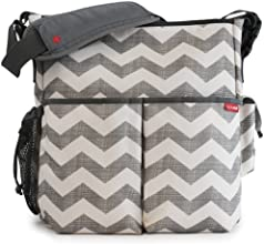 Skip Hop Duo Essential Diaper Bag, Chevron (Discontinued by Manufacturer)