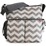 Skip Hop Duo Essential Diaper Bag, Ch...