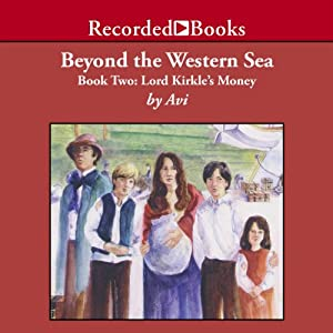 Beyond the Western Sea Audiobook