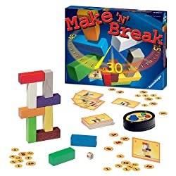 [Best price] Games - Ravensburger Make 'N' Break - Family Game - toys-games