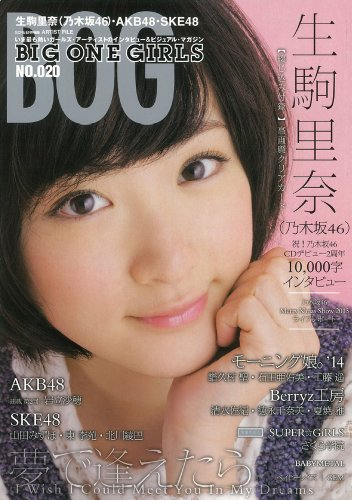 BIG ONE GIRLS NO.020 (SCREEN特編版)