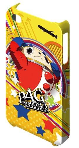 デザジャケット ペルソナ4 ザ・ゴールデン for iPhone 4/4S デザイン9