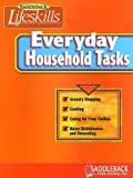Everyday Household Tasks (Saddleback Lifeskills) (1562545655) by Hutchinson, Emily