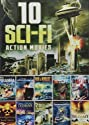 10 Sci-Fi Action Movies (2 Discos) [DVD]