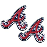 MLB Atlanta Braves Stud Earrings