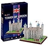 3D立体パズル ロンドン塔