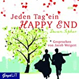Jeden Tag ein Happy End [Audiobook] [Audio CD]