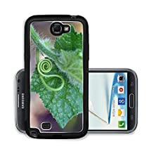 buy Liili Premium Samsung Galaxy Note 2 Aluminum Snap Case Cucumber Short Mustache In The Form Of A Treble Clef Photo 14365274