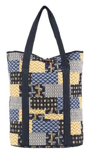 Bella Taylor American Charm Carry All Quilted Travel Tote Bag