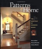 img - for Patterns of Home: The Ten Essentials of Enduring Design by Max Jacobson (2003-04-03) book / textbook / text book