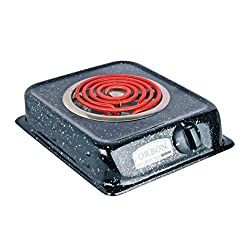 Orbon 1250-Watt G Coil Induction Cooktop / Induction Cookers / Handy G Coil Cooktop ( With Attached 2 Mtr. Cord )