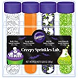 Wilton 710-2055 Halloween Test Tube Sprinkle Set, Assorted- Discontinued By Manufacturer